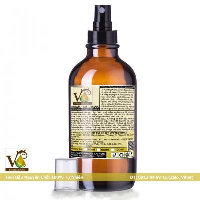 Tinh dầu sả Java - 50ml